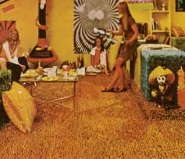 1970s Shag Carpet