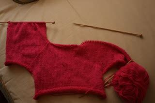 Knit Jones: Baby Shrug