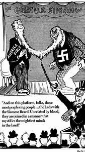 Dr. Seuss's... Political Cartoons
