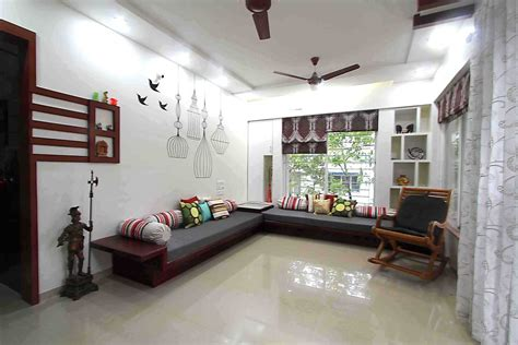 Home Interior 1 Bhk : Top 5- Small Indian Homes, Apartment Designs, Grille And