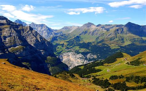 mountain landscapes wallpaper 1680x1050 66163