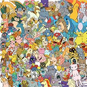 Pokemon Wallpaper Original 150