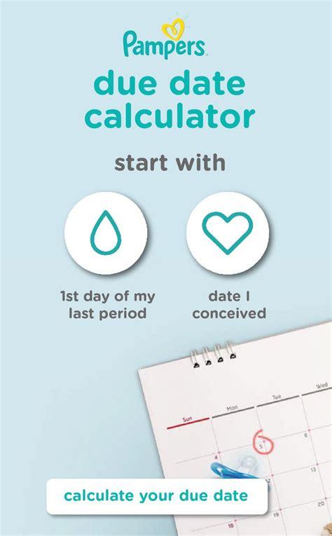 ideas figure due date pinterest calculate weeks
