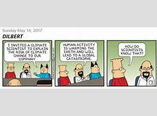 Dilbert 1, Scientists 0 Watts Up With That?