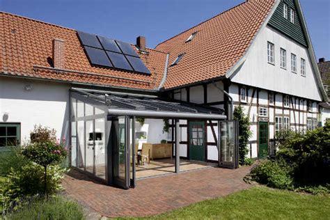 Wintergarten Nachträglich Anbauen by Wintergarten Anbau Optionen Zur Kreativen Nutzung