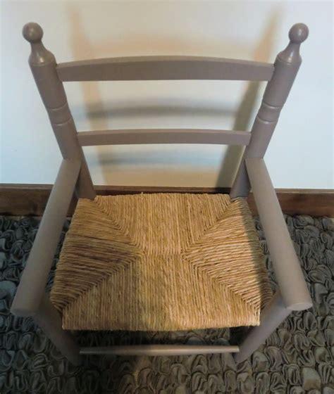 customiser chaise en bois fauteuil enfant paille et taupe atelier darblay le