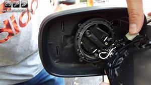 Replace Wing Heated Mirror Glass Renault Scenic Mk2 Ii 03