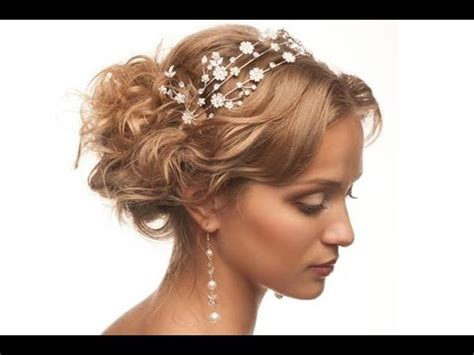 glam bridesmaid hairstyles  youtube