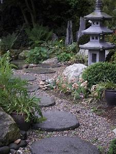 Gartenweg Anlegen Günstig : die besten 25 japanische g rten ideen auf pinterest japanisches garten design japanische ~ Markanthonyermac.com Haus und Dekorationen