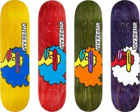 supreme gonz ramm skateboard