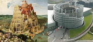 European Union Parliament 03 (Tower of Babel) by NixSeraph ...
