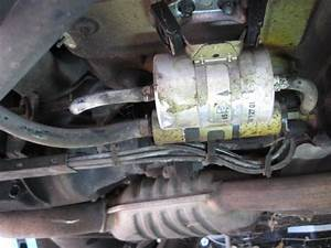 Diy  95 Sl500 Fuel Filter Repacement
