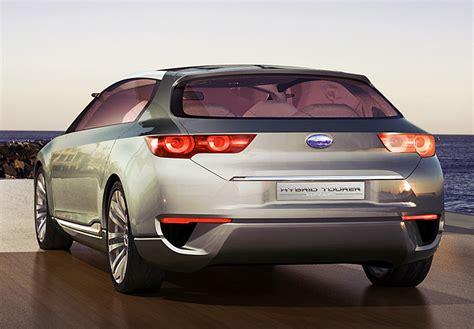Subaru New Models by Subaru Confirms Three New Models Hybrid For 2013