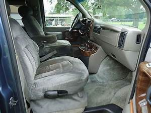 Purchase Used 1999 Gmc Savana Conversion Van  Vision Customs  Power Rear Seat  Low Miles  In
