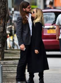 elie saab wedding dianna agron publicly displays affection for fiance winston marshall daily mail