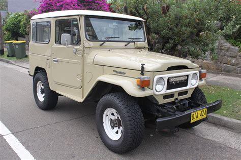 Toyota Land Cruiser J