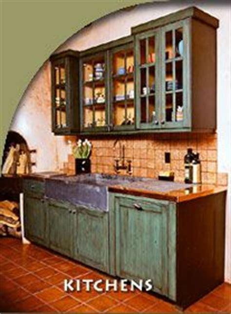 kitchen cabinets santa ca best 20 hacienda kitchen ideas on mexican 8138