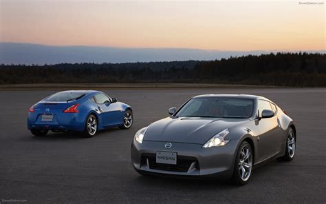 Nissan Fairlady Wallpaper by Nissan New Fairlady Z Widescreen Car Wallpapers 08