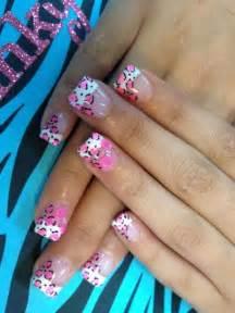 acrylic nail designs 3d acrylic nail
