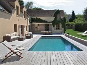 Prix Pose Liner Piscine 8x4 : les piscines desjoyaux ~ Dode.kayakingforconservation.com Idées de Décoration