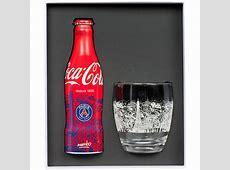 Le PSG et CocaCola dévoilent deux bouteilles collector