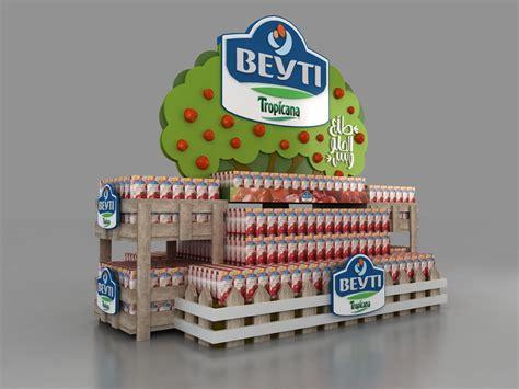 BEYTI POSMs on Behance