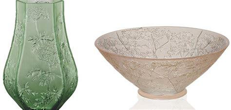 vasi lalique lalique autunno 2016 i vasi ispirati all lussuosissimo