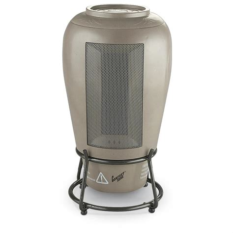 best ceramic fan heater vase style oscillating ceramic heater 186647 home