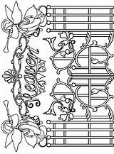 Heaven Coloring Gates Pages Drawing Gate Clipart Children Bible Appreciation Getdrawings Template Sketch Journaling Popular sketch template