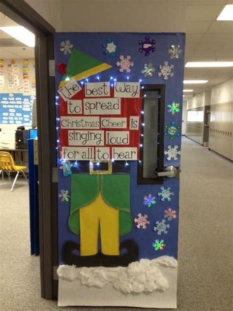 maestraemamma idee per decorare l aula per natale porte