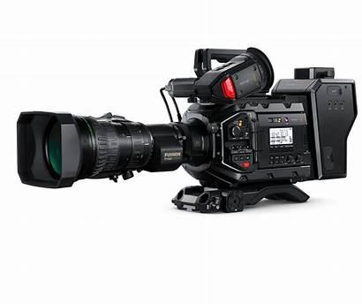 Broadcast Blackmagic Ursa Camera Professional B4 Studio