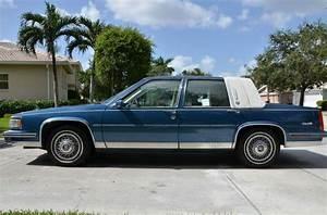Purchase Used 1988 Cadillac Deville Base Sedan 4