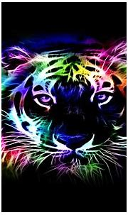 Neon Animal Wallpapers (58+ images)