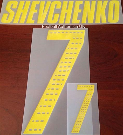 Welcome to the 164th edition of monday 11s. Ukraine WORLD CUP 2006 Away Shirt 2006-07 SHEVCHENKO 7 ...