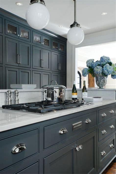 trend alert grey cabinets   kitchen homedesignboard