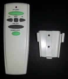 genuine hton bay ceiling fan remote control uc7078t