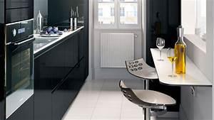 Aménagement Cuisine En U : bon plan l 39 am nagement de cuisine en i votre plan ~ Premium-room.com Idées de Décoration
