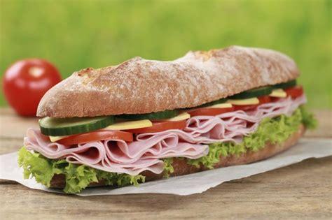 ham sandwich how many calories in a ham sandwich livestrong com