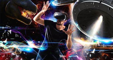 Virtual Reality The Next Level Of Gaming