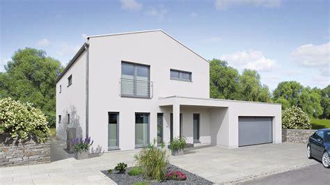 Daecher Fuer Wohnhaeuser by Fingerhut Einfamilienhaus Wei 223 Verputzt Bodentiefe Fenster