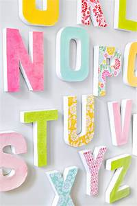 Diy, Wall, Letters