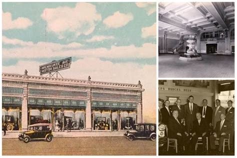 Toyota Dealership Chicago by Before The Megamall Milwaukee Avenue Was A Thriving Auto
