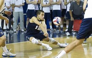 BYU men's volleyball dominates late games, beats Penn ...
