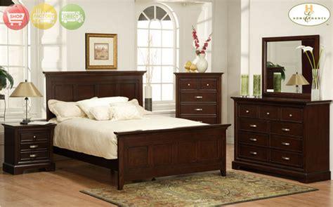 Glamour Espresso Finish Bedroom Furniture Setfree