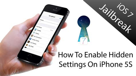 how to enable on iphone 5s how to enable settings on iphone 5s air