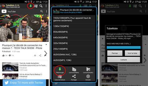 telecharger un gros film sur android