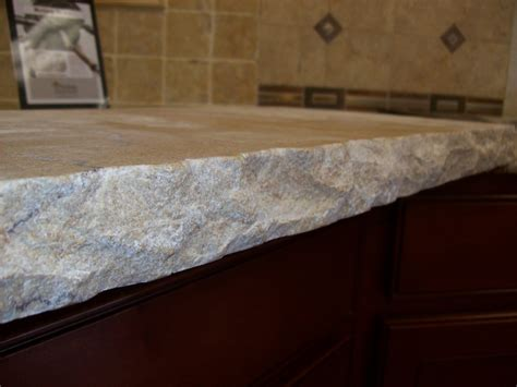 granite countertop edges reviews with chiseled
