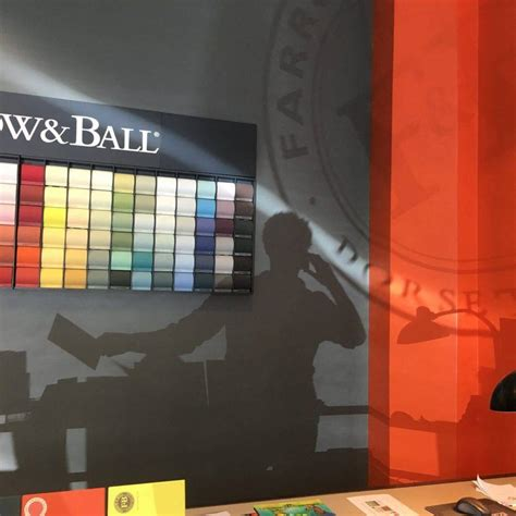 Farrow And Ball Farben Und Tapeten In Berlin
