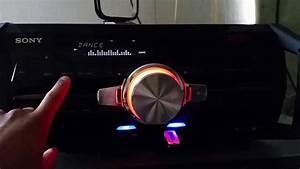 Minic U00f3mponente Sony Genezi Hcd-sh2000  2000w