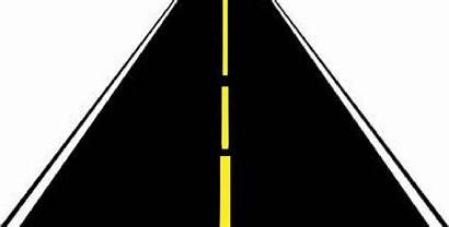 Straight Clipart Road Vector Clip Cliparts Clipground
